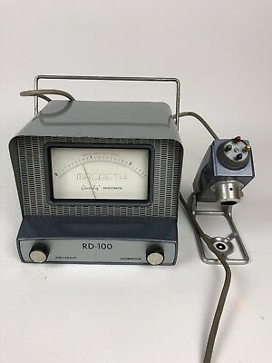 Macbeth Model RD-100 Densitometer POWER TESTED ONLY