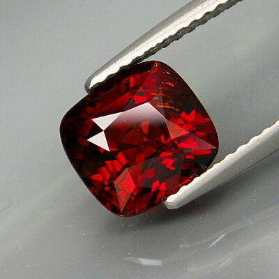 2.64Ct.Best Color! Natural Top Noble Red Spinel MaeSai,Thailand Nice Shape!