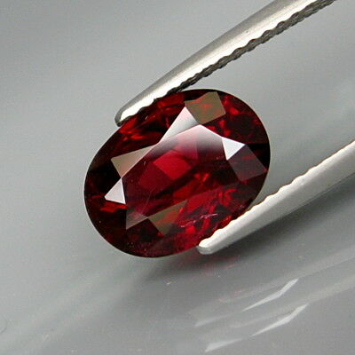 2.56Ct.Best Color! Natural Top Noble Red Spinel MaeSai,Thailand Good Cutting!