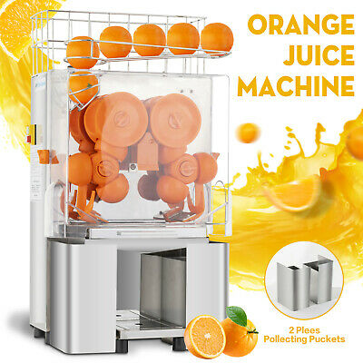 Commercial Electric Orange Squeezer Juice Extractor Lime Citrus Squeezer