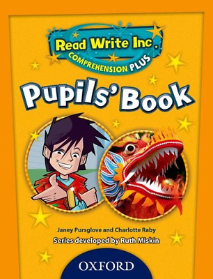 Read Write Inc. Comprehension Plus: Y5: Pupils' Book 5, Raby, Charlotte, Pursglo