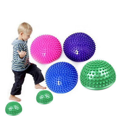 Stability Balance Pods Foot Press Massager Yoga Kids Induction Trainer Ball Eage