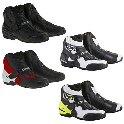 Alpinestars SMX-1 R Moto Motorcycle Motorbike Street Boots | All Colours & Sizes