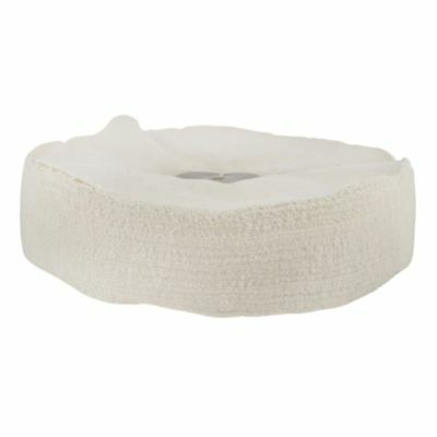 """G Loose Unstitched Floppy Final Polishing Mop 12"""" x 2"""" 4 Row With Compound 250g"""