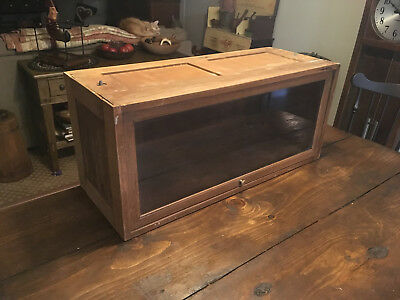 1 - Antique Globe Wernicke 3313 BGD-14 Barrister Bookcase Section ****