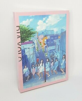 K-POP DIA 2nd Album - [YOLO] PINK Ver. CD + 152p Photobook + Photocard Sealed