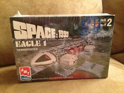"Unopened box with 6 AMT ""Space: 1999"" Eagle model kits"