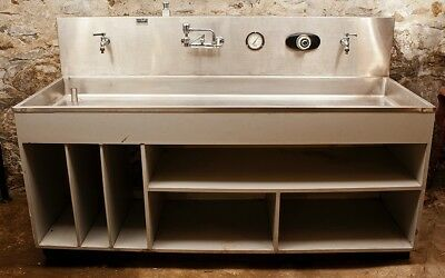 Stainless Steel Darkroom Sink