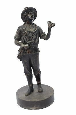 Bronze Sculpture Fine Art Antique Old Decorative Collectible Statue. G23-65