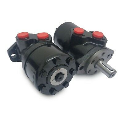 "Hydraulic Motor (MR Series) 315cc 1"" Shaft"