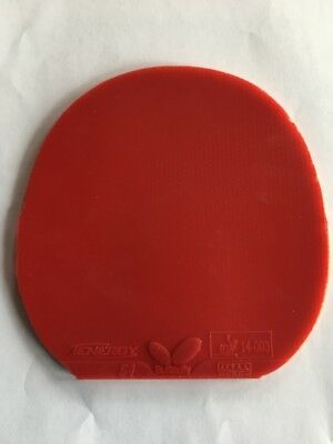 Butterfly Tenergy 64 rot 2,1 mm