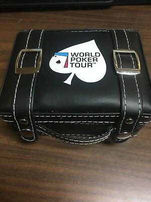 World Poker Tour Official case with Watch