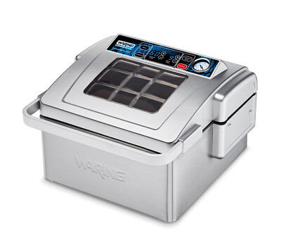 """Waring WCM6 6kg Capacity 16/"""" Wide Countertop Chocolate Melter"""