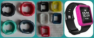 Garmin Forerunner 30/35 235 735XT Watch body skin case protector gel cover 735