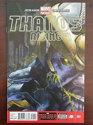 Thanos Rising #1-#5 (MARVEL 2013) SET of 5! 1st PRINTS! SOLD OUT!