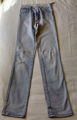 Wrangler REALLY Vintage Faded Jeans size 10