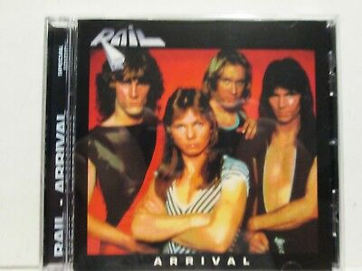 Rail - Arrival 2000 Dynasty Records Rare OOP HTF