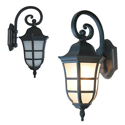 Outdoor Wall Fixture Exterior Light Lantern Porch Lamp Sconce Patio Lighting
