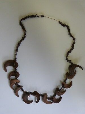 Antique African Seed Neckless
