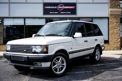 2001 Land Rover Range Rover  low mile free shipping warranty clean cheap luxury 4x4 collector classic finance