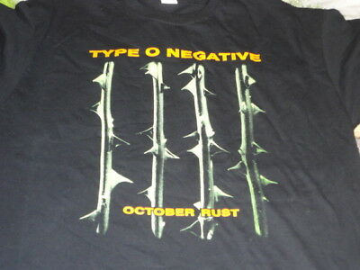 Type O Negative TS L US-Import Carnivore Peter 666--------------llll October