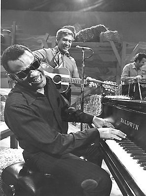 A3 SIZE - RAY CHARLES Singer, Songwriter, Musician GIFT / WALL DECOR ART POSTER