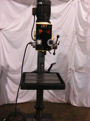 "Jet GHD-20PF 20"" Gear Head Drill Press W/power-feed 354024"