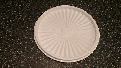 Tupperware Canister Lid Replacement 808 White
