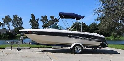 2005 Sea Ray 185 Sport with Trailer