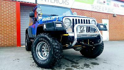 Jeep Wrangler 4.0 1997 / Rare Speck / Outrageous 4X4 / Full History / Stunner