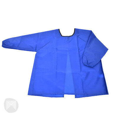 Micador Art Smock Fits Up To Age 9 Just Blue  BMPSMO