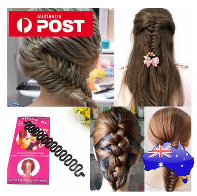 French Hair Braiding Tool SHANG DU Braider Magic Hair Twist EASY TO USE 1pcs