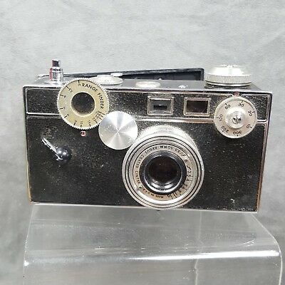 "Vintage Argus 35mm C3 Rangefinder Film Camera The ""BRICK"""