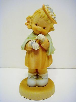 Enesco Memories of Yesterday - Time To Celebrate - 1994 / 1995 S0005 Little Girl