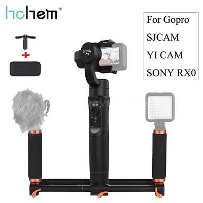 Hohem iSteady PRO Dual Handheld Gimbal Stabilizer for Go Pro Hero 6/5/4/3 Q6T0