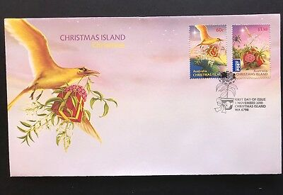 Australia 2010 Christmas Island Christmas First Day Cover