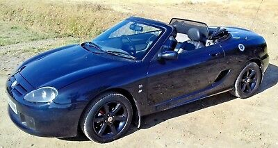 MG / MGTF 1.8 135bhp in Anthracite 59k miles