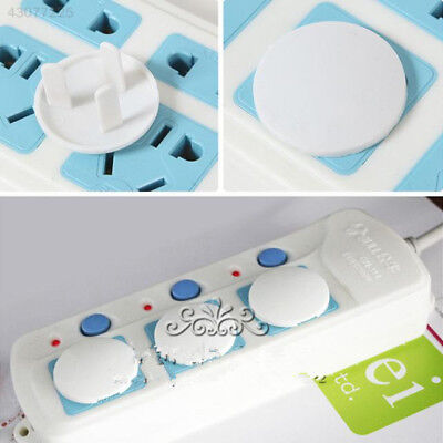 B859 Set 50X Power Kid Socket Cover Baby Proof Protector Outlet Point Plug