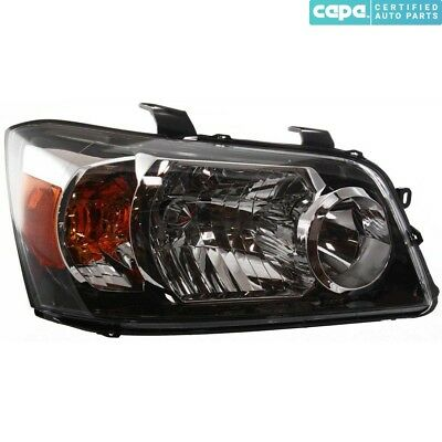 New Right Head Lamp Lens And Housing For 2007 Toyota Highlander To2519111C Capa