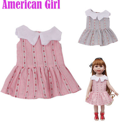 NEW Handmade skirt Doll Clothes Accessories For 18 Inch American Girl Doll