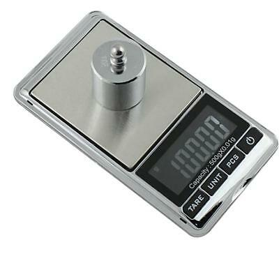 500g / 0.01g Portable LCD Digital Weight Electronic Pocket Jewelry-Sc