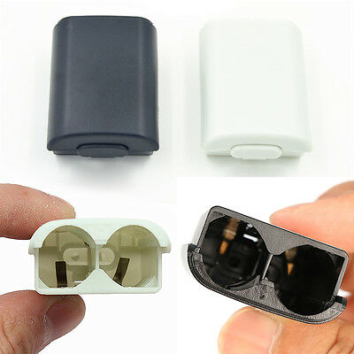 AA Battery Holder Back Case Shell Box Container For XBOX 360 Wireless Controller