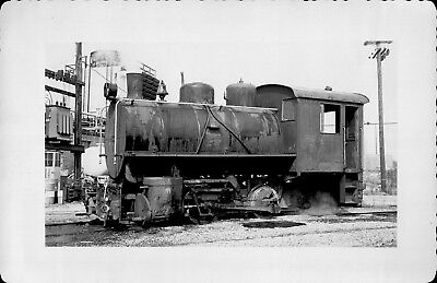 1974 Heisler #33 Steam Train Locomotive Engine Photograph X2200S Pensacola FLA