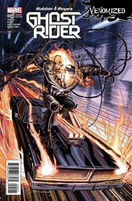Ghost Rider #5 (Robbie Reyes) Variant Dustin Weaver Venomized Cover