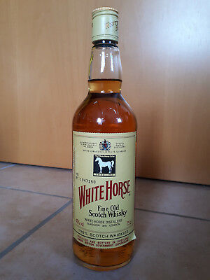 White Horse 43% 75cl Fine old Scotch Whisky