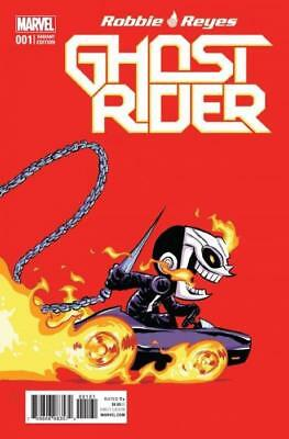 Ghost Rider #1 (Robbie Reyes) Variant Skottie Young Baby Cover