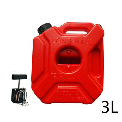 3L 5L Motorcycle Cans Fuel Tank Spare Petrol Tanks Gasoline Oil Container Hot
