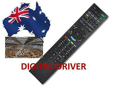 Remote Control For Sony Tv Rm-Fgd001 Kdl40Xbr45 Kdl46Xbr45 Kdl55Xbr45 Replace