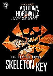 Skeleton Key Graphic Novel (Alex Rider), Horowitz, Anthony, Used; Good Book