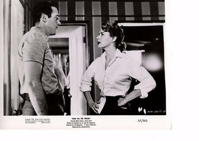 "A Scene from ""Man on the Prowl"" 1957 Vintage Still #5"